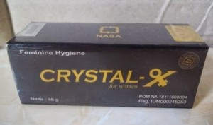 Crystal X for women