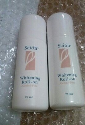 Scion Whitening Roll-on Deodorant
