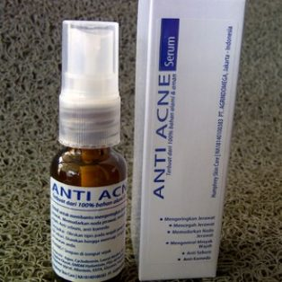 Serum Anti Acne Humprey skincare Agrindo