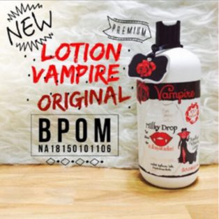 Lotion Vampire