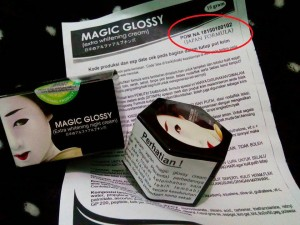 magic glossy 3