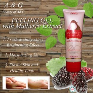 A&G Peeling Gel With Mulberry