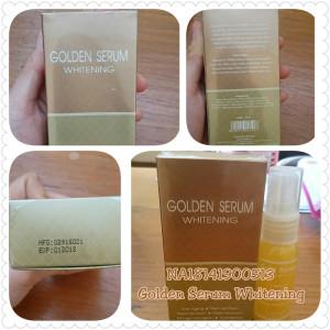Serum Gold Humprey