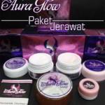 Cream Aura glow