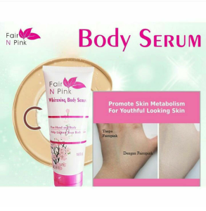 Body Serum Fair N Pink