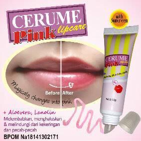 Cerume Baby Lips