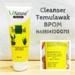 Cleanser Temulawak V Natural
