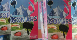 Susu Kambing Etawa Gomars