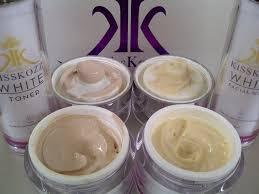 Kisskozz White Series