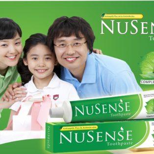 Nusense Toothpaste HWI Original