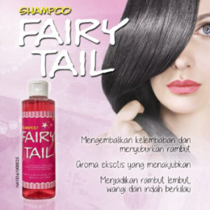 Shampoo Fairy Tail