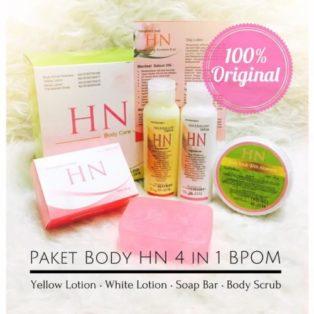 HN 4 in 1 Body Lotion