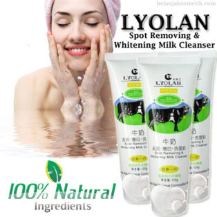 Lyolan Milk Cleanser