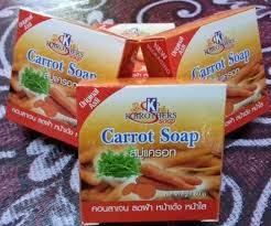 sabun carrot