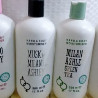 Body Lotion Milano Ashley