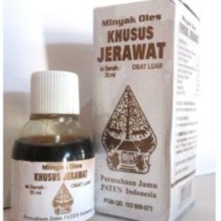 Obat Jerawat Cap Wayang