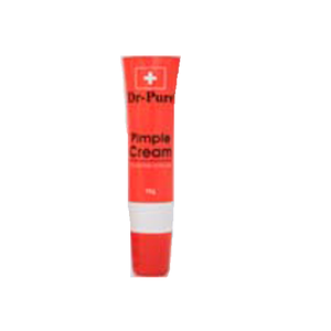 Obat Jerawat Dr Pure Pimple Cream