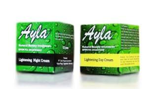 Cream Ayla Original