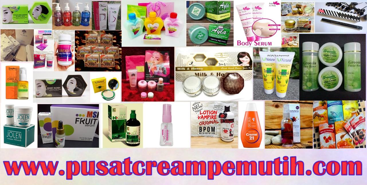 Jual Kosmetik Online BPOM, Lengkap, Asli dan Terjamin 1