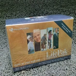 LifePak (Suplemen Makanan)
