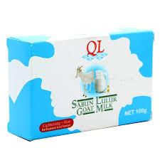 Sabun Ql Goat Milk Jual Kosmetik Online Bpom Lengkap Asli Dan Terjamin