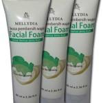 Mellydia Facial Foam