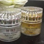 Paket The Face Gel Serum Whitening
