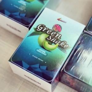 Jovem - Green Shake