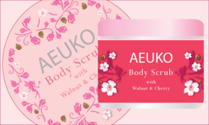 aeuko body scrub