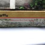 JUAL SATTO MILLENIUM BLACK TONIC SHAMPOO RAMBUT HALUS