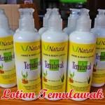 Jual Lotion Temulawak V Natural Perawatan Kulit