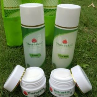 CREAM THERASKIN PAKET GLOWING