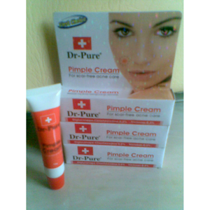 pimple-cream-dr-pure-bpom-cream-jerawat