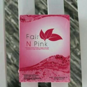 fair n pink minuman