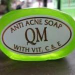 Jual Sabun QM Anti Acne Pengobatan Jerawat