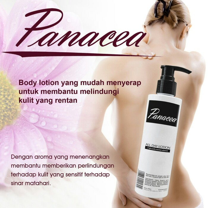 LOTION PANACEA