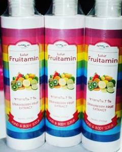 Scrub fruitamin5