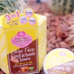 Jual Pure Face Sunscreen Cream Sunblock Wajah