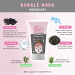 EVERWHITE Charcoal Oxygen Bubble Mask Perawatan Wajah