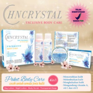Jual Body Care HN Crystal Perawatan Badan