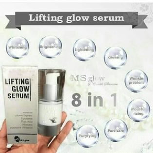 Jual MS Glow Lifting Glow Serum