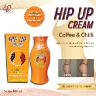 Jual Hip Up Cream Choffe & Chilli Perawatan Tubuh
