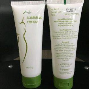 Jual Langset Slimming Cream Pelangsing Tubuh