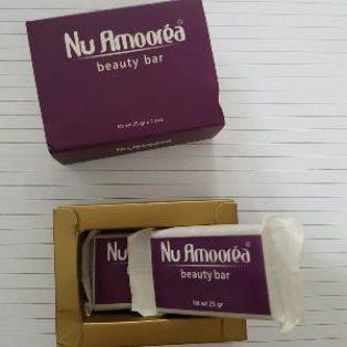 Nu Amoorea Beauty Bar Sabun Perwatan