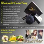 Black Walet Facial Soap Sabun Kecantukan dan Kesehatan