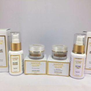 Maggie Glow Acne Series Cream Perawatan Wajah BPOM