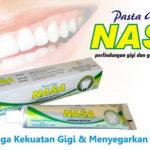 Pasta Gigi Nasa Untuk Kesehatan Gigi