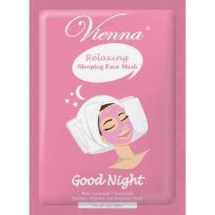 Vienna Face Mask Masker Perawatan Wajah