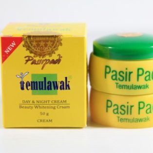 Cream Temulawak Pasir Padi Paket Perawatan Wajah