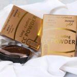 Bedak Glutacol Gold Bedak Pemutih BPOM